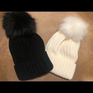 NEW Knit Pom Hat